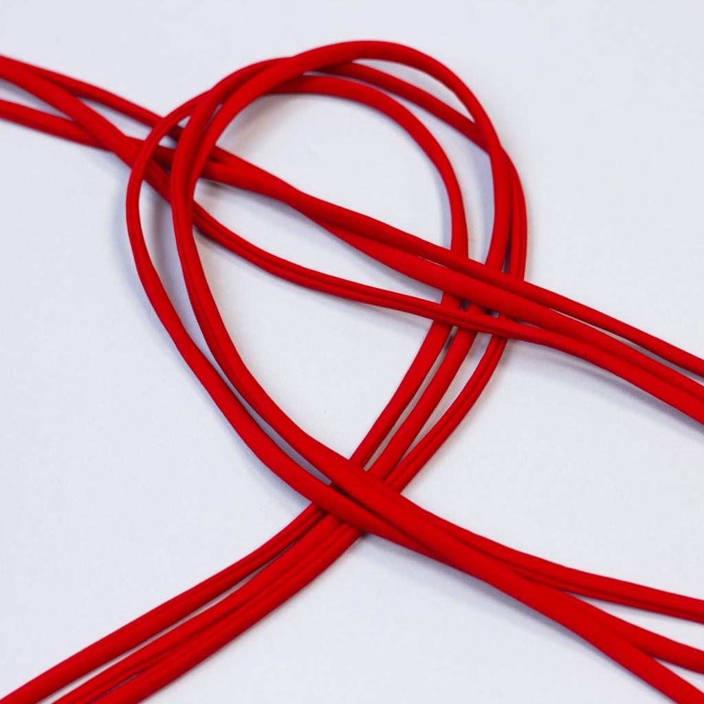 Przeplatanie sznurów do węzła