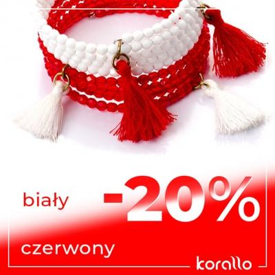 baner promocji biało-czerwonej