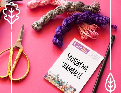 7 pomysłów na wykorzystanie sznurka do shamballi