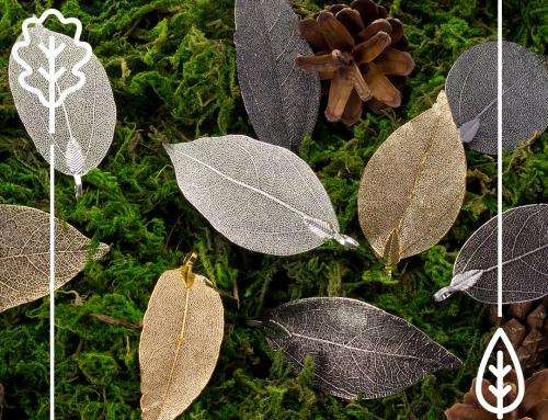 Jesienne liście – inspiracje biżuteryjne