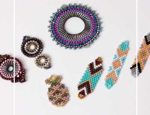 Jak wykorzystać gotowe elementy beadingowe w biżuterii?