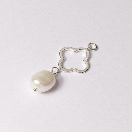 naszyjnik z perłą