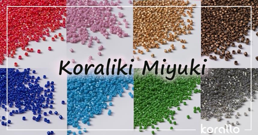 koraliki Miyuki