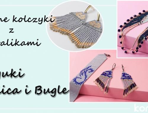 Jak zrobić biżuterię z drobnych koralików Miyuki?