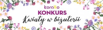 Konkurs Korallo: Kwiaty w biżuterii