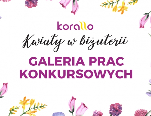 Galeria prac konkursowych – Kwiaty w biżuterii