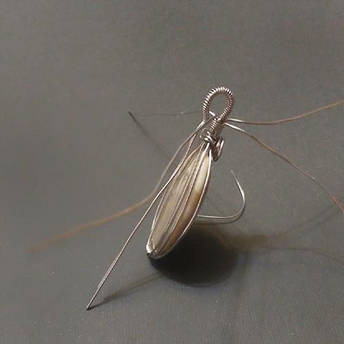 naszyjnik wire wrapping