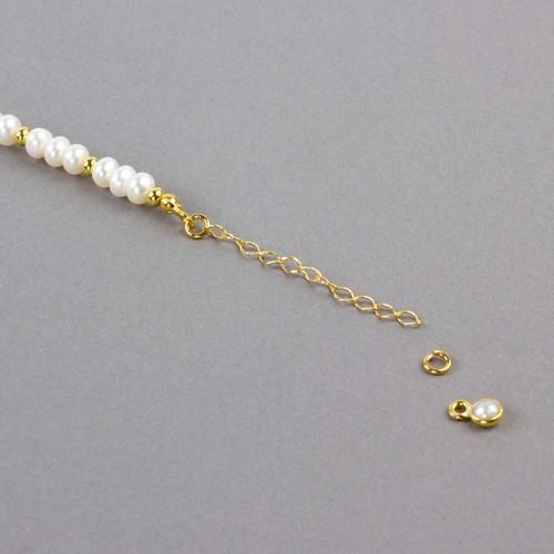 bransoletka z pereł