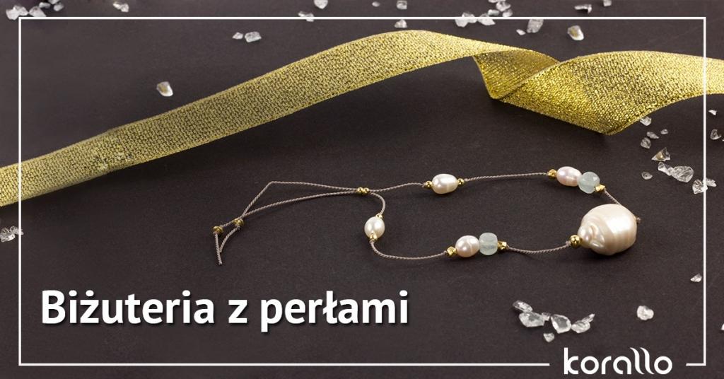 biżuteria perły hodowlane