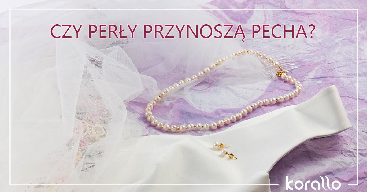 Czy perły przynoszą pecha? Znaczenie pereł na prezent, na ślubie i symbolika