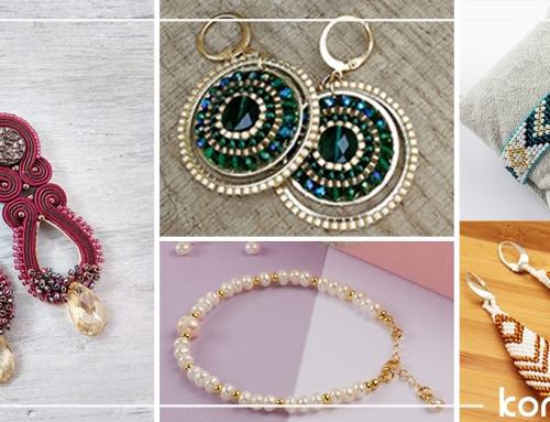 Biżuteria handmade – przegląd inspirujących tutoriali