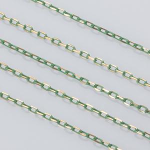 sploty łańcuszków