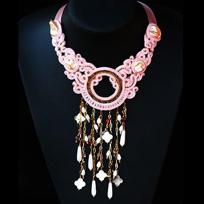 łąńcuszki do biżuterii naszyjnik sutasz