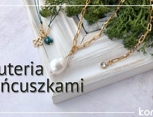 Modna biżuteria z łańcuszkami – ciekawe pomysły