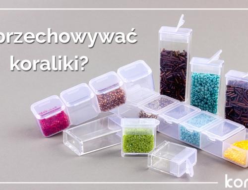 Jak przechowywać koraliki?