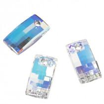 Swarovski urban crystal AB 30mm