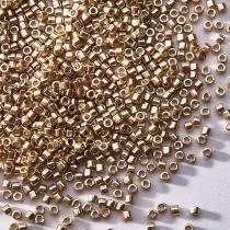 Koraliki Miyuki Delica Duracoat Opaque Galvanized Gold  11/0