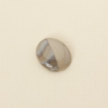 Krzemień pasiasty kaboszon owal 26x21 mm