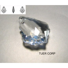 Swarovski baroque 22mm crystal