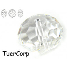 Swarovski oponka 18mm crystal