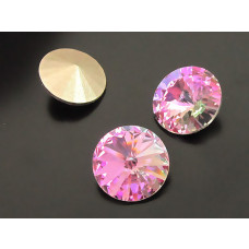 Swarovski rivoli stone vitrail light 10mm