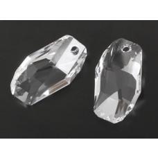 Swarovski meteor pendant crystal 28mm