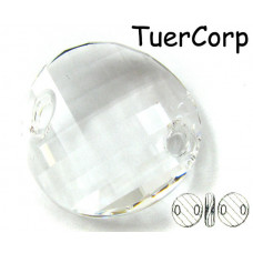 3221 twist bead Swarovski crystal 28mm