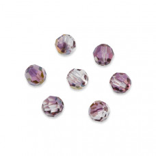 Swarovski kula 10mm lilac shadow