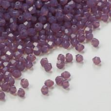 Swarovski bicone bead cyclamen opal 3mm