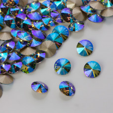 Swarovski rivoli stone paradise shine 8mm