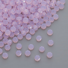 Swarovski rondelle bead rose water opal 6mm