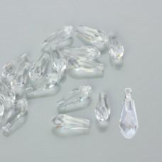 Swarovski pure drop crystal 20mm