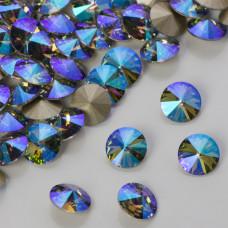 Swarovski rivoli stone paradise shine 10mm