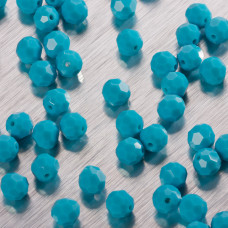 5000 round bead turquise 6mm