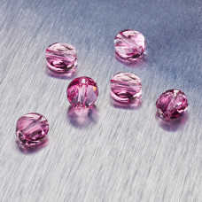 5052 Swarovski mini round bead 8mm Rose