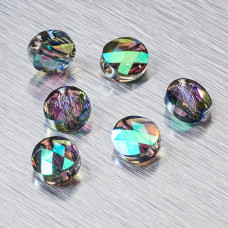 5052 Swarovski mini round bead 8mm Paradise Shine