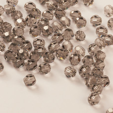 5000 Swarovski kula 4mm black diamond