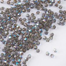 5000 Kulka 4mm black diamond shimmer 4mm