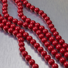 5810 perły Swarovski 8mm Red Coral