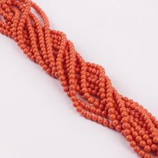 5810 Perły Swarovski coral 4mm