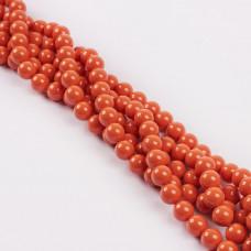 5810 Perły Swarovski coral 8mm