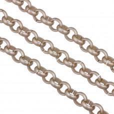 Łańcuch aluminiowy rollo perłowy 11mm