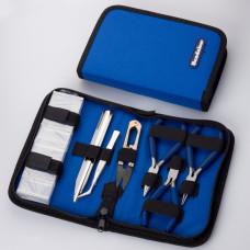 Zestaw narzędzi 7 elementów 19x12cm