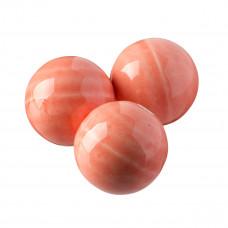 Kulka ceramiczna różowa 26mm