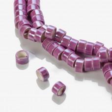 Ceramiczne walce fioletowe 13x8mm