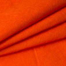 Filc w arkuszach 20x30cm pomarańczowy