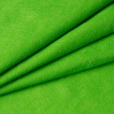 Filc w arkuszu 20x30cm zielony groszek
