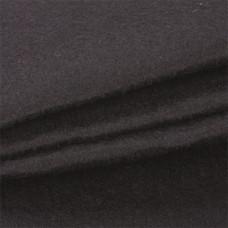 Filc w arkuszach 30x40cm czarny