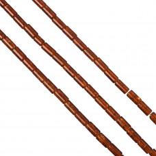 Walce crackle czerwona magma 12mm