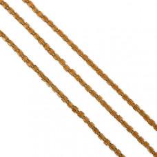 Kostki crackle pomarańczowe 4mm